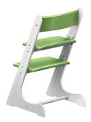 Растущий стул Конёк Горбунёк Бело-зелёный