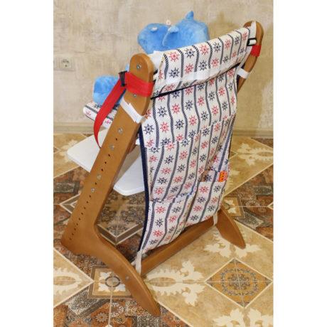 Карман для игрушек для растущего стула