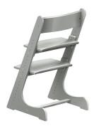 Растущий стул Конёк Горбунёк Серый металлик