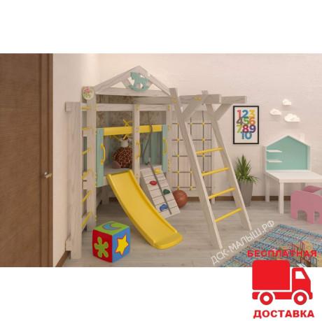 Игровой комплекс - кровать Савушка Baby - 10