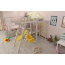 Игровой комплекс - кровать Савушка Baby - 2