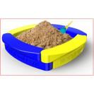 Песочница пластик