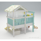 Игровой комплекс - кровать Савушка Baby - 1