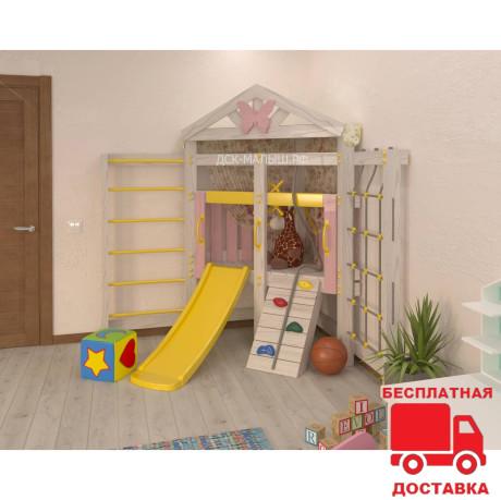 Игровой комплекс - кровать Савушка Baby - 9