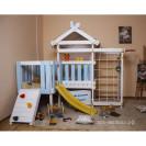 Игровой комплекс - кровать Савушка Baby - 7