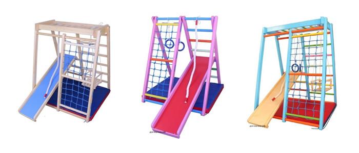 детский спортивный комплекс веселый малыш next купить