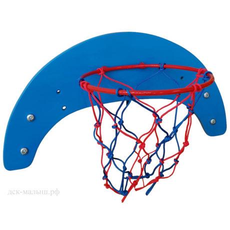Баскетбольное кольцо для ДСК 150 см