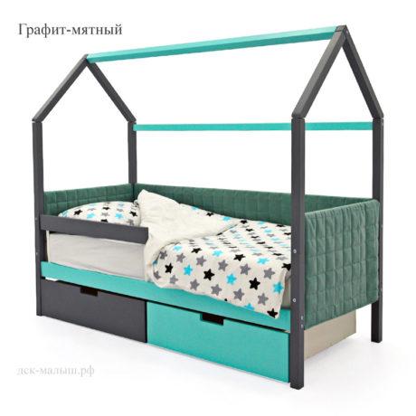 Кровать-домик Svogen
