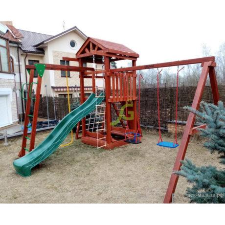 Детская площадка IG Панда с рукоходом