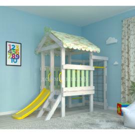 Игровой комплекс — кровать Baby-13