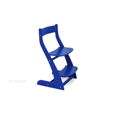 Растущий стул УСУРА синий