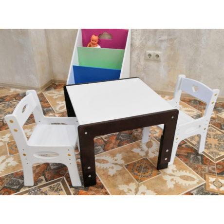 Стол и стул растущий