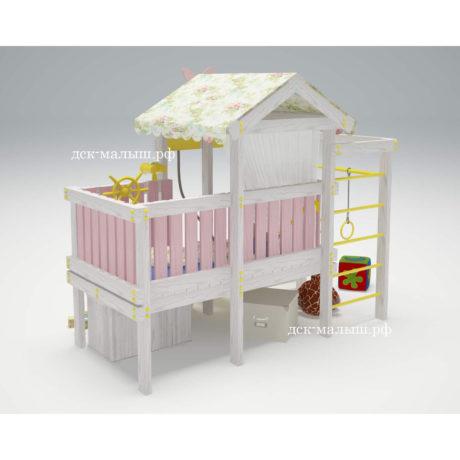 Игровой комплекс - кровать Савушка Baby - 6