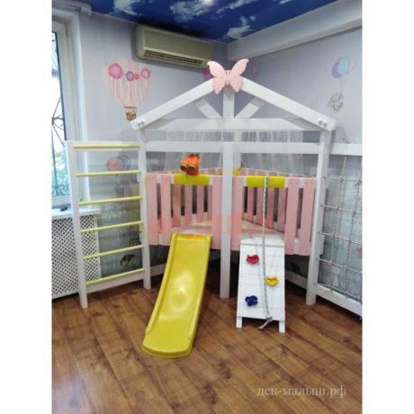 Игровой комплекс — кровать Baby-9