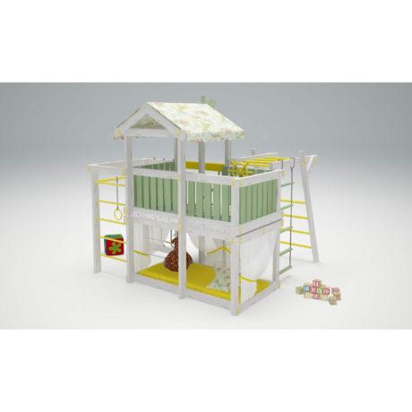 Игровой комплекс - кровать Савушка Baby - 4