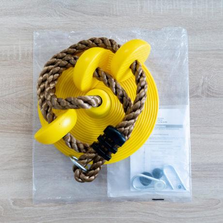Качели диск (тарзанка)