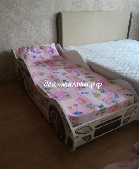 Кровать машинка безмятежность