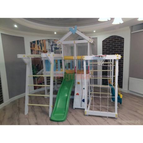 Игровой комплекс — кровать Baby-5