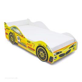 Кровать-машинка Пламя