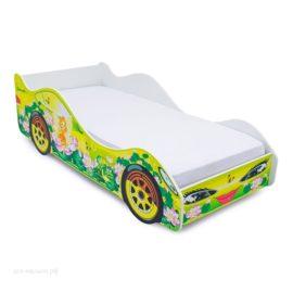 Кровать-машинка Сказка