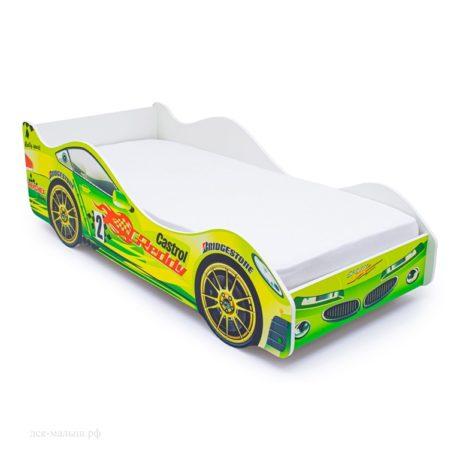 Кровать-машинка Вихрь