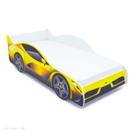 Кровать-машинка Ферарри