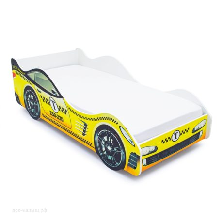 Кровать-машинка Такси
