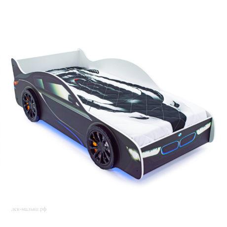 Кровать-машинка БМВ