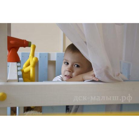 Игровой комплекс - кровать Савушка Baby