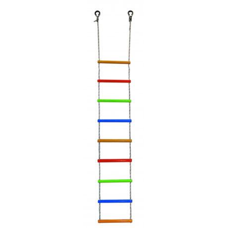 Лестница веревочная 9 ступенек