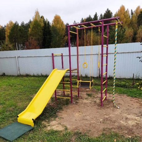 УДСК Олимпик 6 с горкой